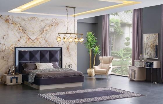 Nil Modernes Schlafzimmer - Kommode