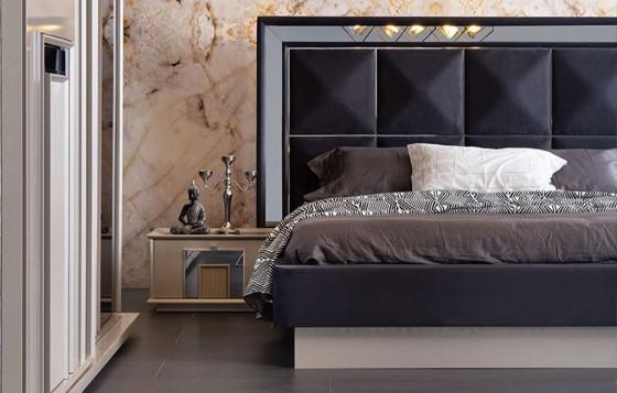 Nil Modernes Schlafzimmer