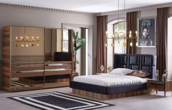 Beta Modernes Schlafzimmer - Schrank