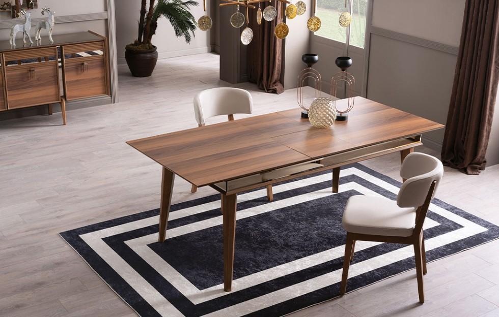 Beta Modernes Esszimmer - Stühle