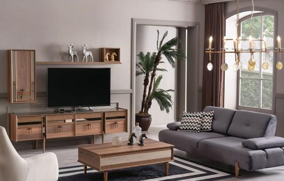 Beta Modernes Wohnwand