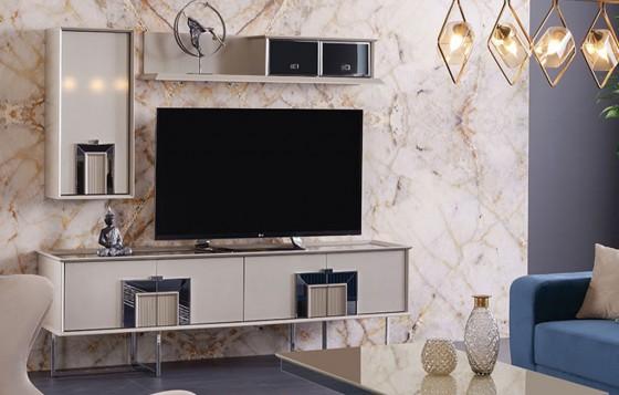 Nil Modernes Wohnwand