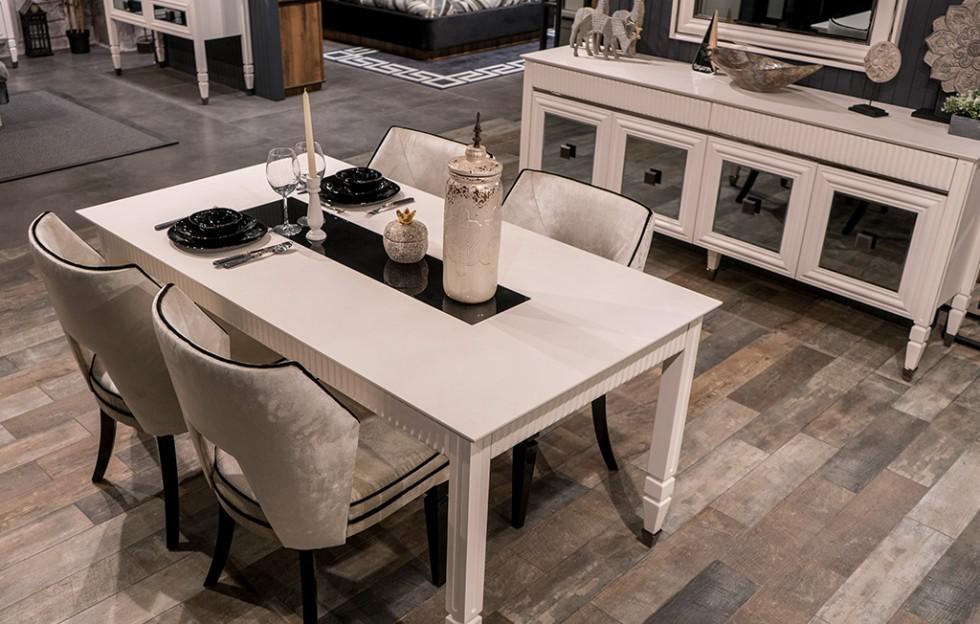 Davinci Modernes Esszimmer - Stühle
