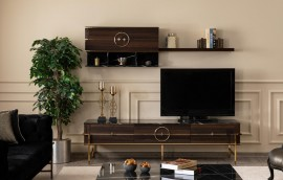 Bond Modernes Esszimmer- Tv-Mobel