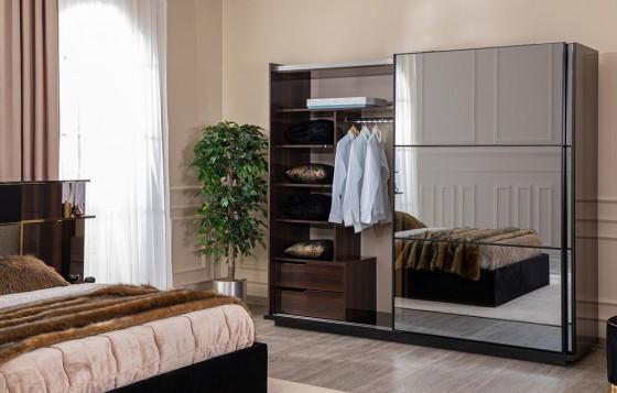 Bond Modernes Schlafzimmer - Schrank