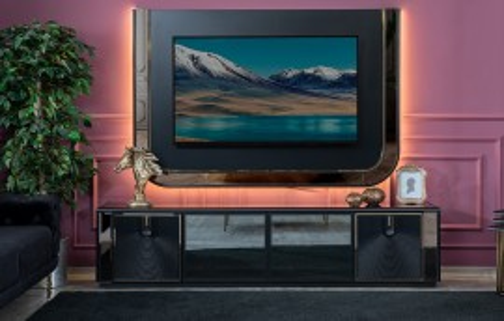 Banderas Modernes Esszimmer- Tv-Mobel