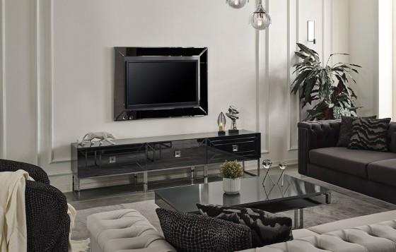 Lotus Modernes Esszimmer- Tv-Mobel