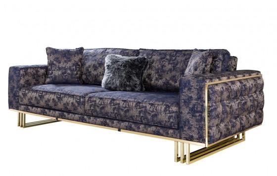 Madrid Lux Modernes - 3-Sitzer