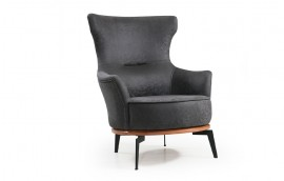 Lotus Modernes - Sessel