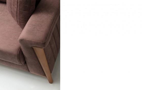 Porto Modernes Sofa Set 3+3+1