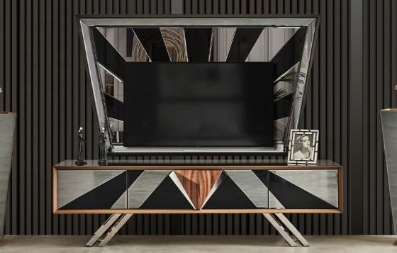 Ares Modernes Esszimmer- Tv-Mobel