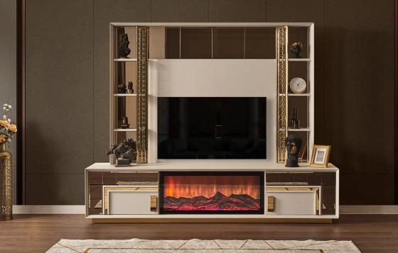 Leydi Modernes Esszimmer- Tv-Mobel