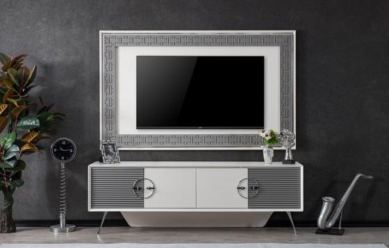 Rose Modernes Esszimmer- Tv-Mobel