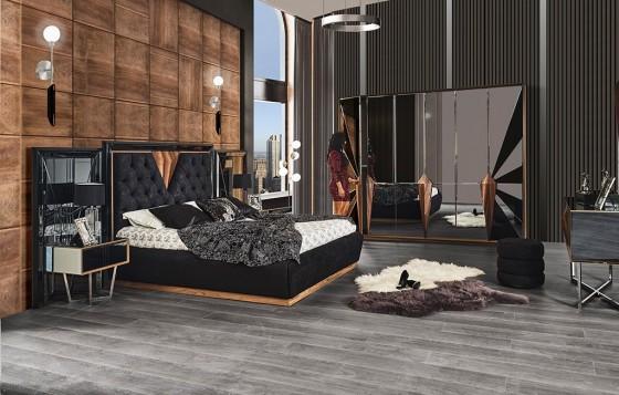 Ares Modernes Schlafzimmer