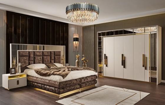 Leydi Modernes Schlafzimmer