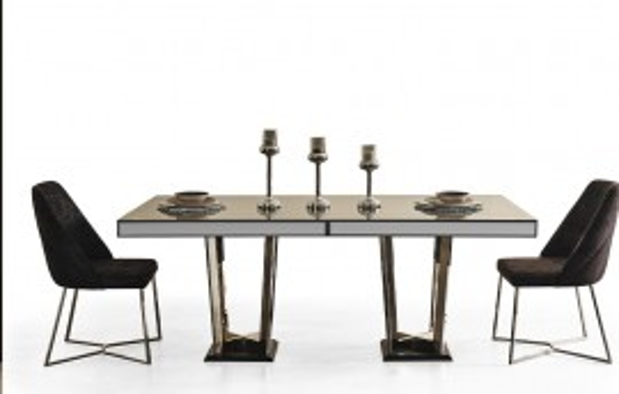 Ares Modernes Esszimmer - Stuhle