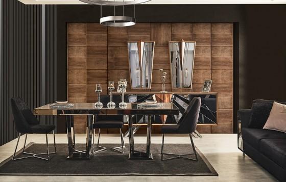 Ares Modernes Esszimmer - Tisch