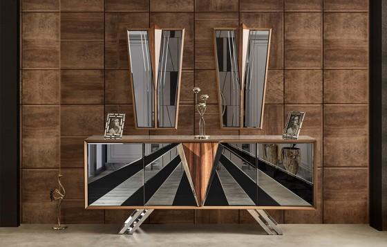 Ares Modernes Esszimmer - Sideboard