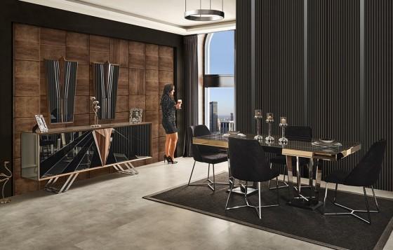 Ares Modernes Esszimmer