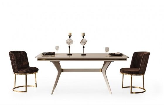 Leydi Modernes Esszimmer - Tisch