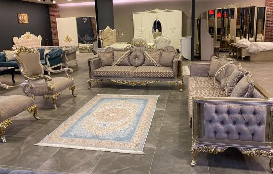 Amazon Avangarde Sofa Set 3+3+1
