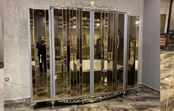 Amazon Avangarde Schlafzimmer - Schrank