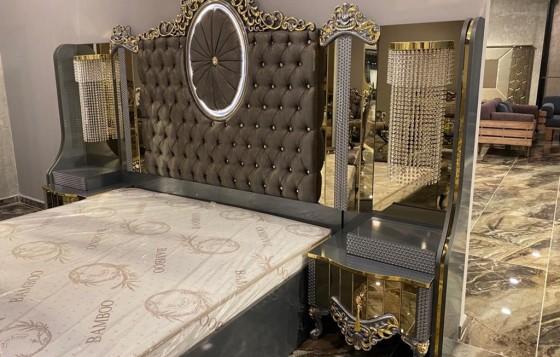 Amazon Avangarde Schlafzimmer - Nachttische