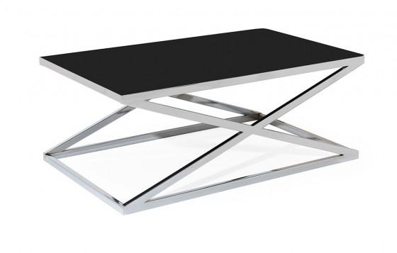 X Zen Couchtisch - Silver