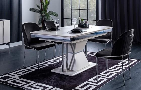 Beyza Modernes Esszimmer - Tisch