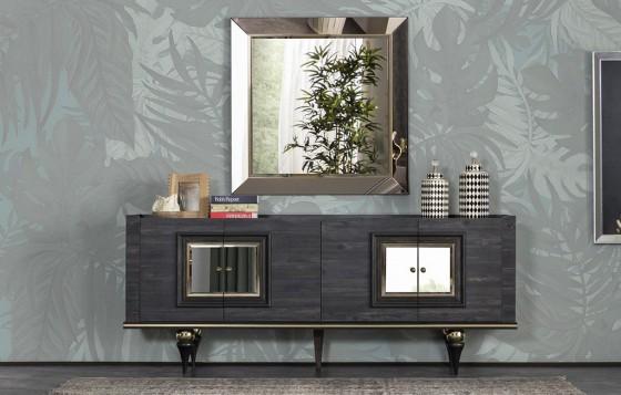Zen Modernes Esszimmer - Sideboard