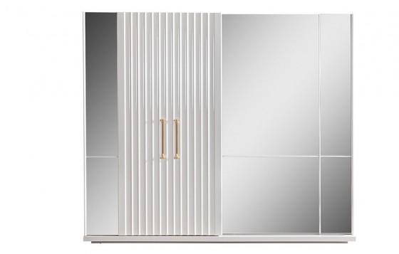 Titanium Gold Modernes Schlafzimmer - Schrank