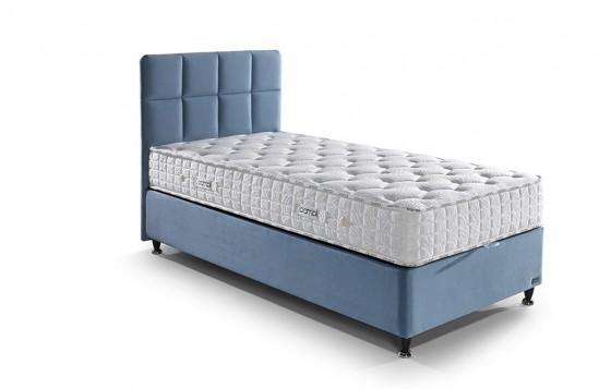 Bambi Golden Bettkasten - Bettkopfteile - Blau