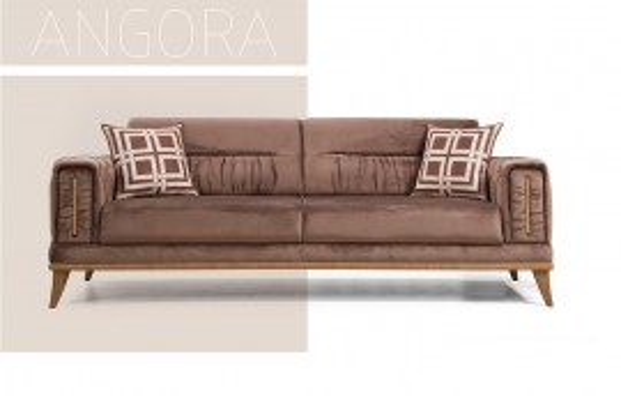 Ud Chester Sofa Set 3+3+1