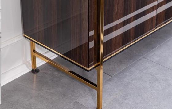 Ramsey Modernes Esszimmer
