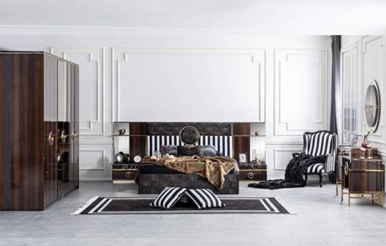Ramsey Modernes Schlafzimmer