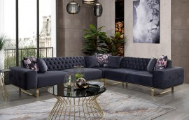 Oscar Luxus Ecksofa Set